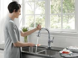 delta sink faucet delta faucet mess how to replace delta kitchen sink faucet cartridge