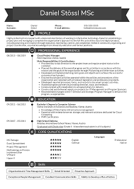 Resume Examples By Real People Cloud Project Manager Resume