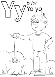 Small Picture Letter Y Coloring Pages Coloring Coloring Pages