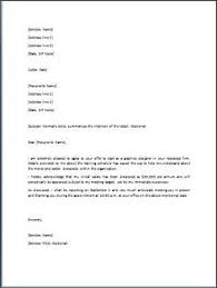 letter format job offer job offer decline letter sample format inside job offer letter sample template