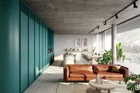 Interior Designer Jobs Melbourne Interior Render Of The Residence Building In Fitzroy 2018