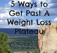 nutrisystem week 7 8 five tips to get over a weight loss plateau