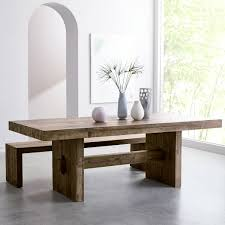 wooden dining furniture. Emmerson® Reclaimed Wood Dining Table Wooden Furniture