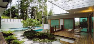 courtyard home designs idfabriek stunning for homes photos a modern house garden designs