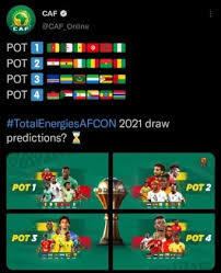The confederation of african football (caf) has postponed the draw for the total africa cup of. Gzjn4ivrxuogam