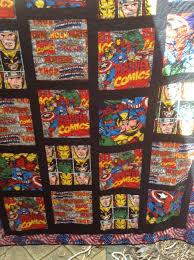 Steve's Marvel quilt | quilts | Pinterest | Superhero quilt, Kid ... & Steve's Marvel quilt Adamdwight.com