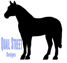 standing horse silhouette. Plain Horse Standing Horse Halter Silhouette Vinyl Decal Inside H