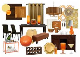 Orange And Brown Living Room Madcap Frenzy Graphic Design Diy Papercrafts And Everything In