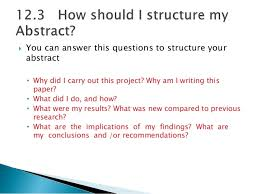 writing an abstract for a paper examples of research abstracts uw madison writing center