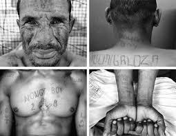 южноафриканские тюремные банды и их татуировки Furfur