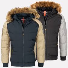 Designer Winter Jackets Details About Geographical Norway Warm Designer Mens Winter Quilted Winter Jacket Years New