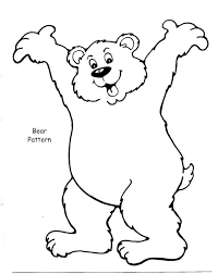 top rated brown bear brown bear coloring pages images brown bear coloring book pages printable coloring