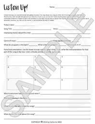song analysis worksheet switchconf song analysis worksheet by digital music innovations tpt