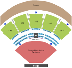 Verizon Wireless Amphitheater Seating Chart Irvine Lawn Seats At Verizon Slubne Suknie Info