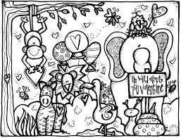 Small Picture MelonHeadz Valentines Day coloring page