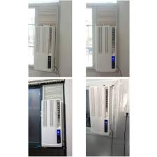 Fenster Klimaanlage Wandklimaanlage Abnehmbare Mit Infrarot