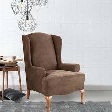 sure fit chair slipcovers cotton duck box cushion