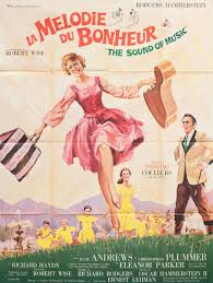 the sound of music 1965. Contemporary The The Sound Of Music 1965 French Grande Poster Intended Of F