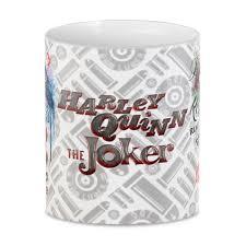 <b>3D кружка The</b> Joker&amp;Harley Quinn Design #2518341 в ...