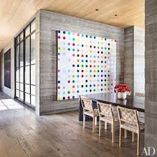 large abstract oversized wall art contemporary colorful polkadots on white canvas hang on wooden wall brown on cheap oversized wall art with wall art best ideas oversized wall art contemporary cheap oversized