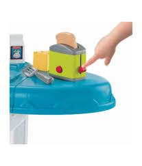 ... Fisher Price Grow With Me Kitchen Role Play