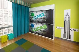 Murphy bed kids room with various examples of best decoration of nursery to  the inspiration design ideas 20