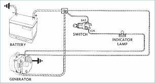 chevy one wire alternator diagram wiring diagrams data base