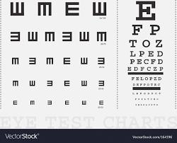 Snellen Eye Chart Pdf