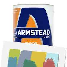 Armstead Trade Floor Paint Tinted 5l
