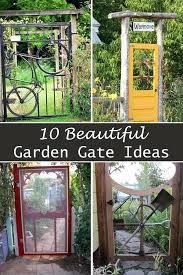 garden gate ideas diy garden gate ideas