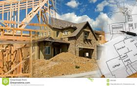 architect construction montage royalty stock photos image architect construction montage