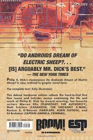 do androids dream of electric sheep vol philip k dick tony  do androids dream of electric sheep vol 1 philip k dick tony parker bill sienkiewicz 9781608865000 com books