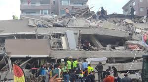 İzmir'de tarihe geçen deprem! - Son dakika haberleri