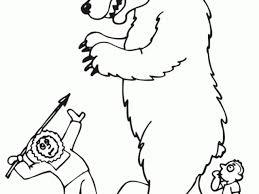 Small Picture Get This Printables for Toddlers Polar Bear Coloring Pages Online