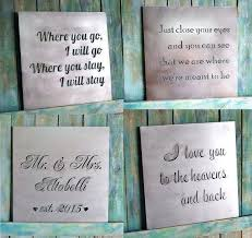 metal words wall art valentine gift custom metal quote sign and sayings inspirational personalized sign steel wall metal words wall art uk on custom wall art sayings with metal words wall art valentine gift custom metal quote sign and