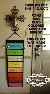 Going To Make One For Home Behavior Chart Begin At Good