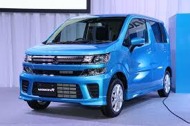 2018 suzuki wagon r. beautiful wagon 2017 suzuki wagon r hybrid fz front three quarters in 2018 suzuki wagon r