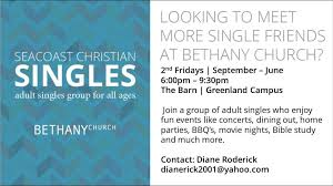 christian singles meet up