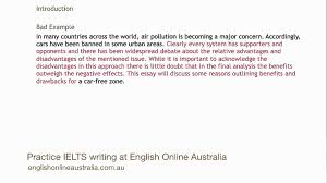 example of writing essay for ielts essay topics essay outline ielts