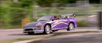 Image - 2003 Mitsubishi Eclipse Spyder - Side View.png | The Fast ...