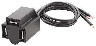 headlight plug repair harness chevelle el camino 3 prong opgi com headlight plug repair harness chevelle el camino 3 prong click to enlarge