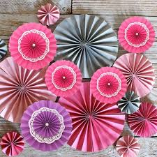 whole 615cmtissue paper fan flower for mariage casamento birthday party decoration three layers paper craft diy home decor by swimwear3 under 14 57