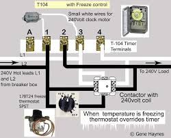 wiring diagram for t104 wiring diagram mega how to wire intermatic t104 and t103 and t101 timers wiring diagram for t104
