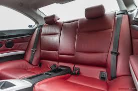 used 2007 bmw 335i w sport red leather