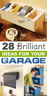 easy diy garage organization ideas and storage tips a ton of inspiration to get