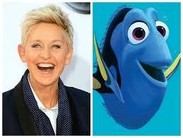Image result for Ellen DeGeneres – Finding Dory