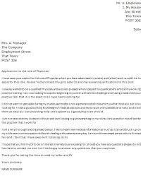 Clinical Research Physician Cover Letter Cover Letters And