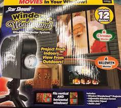 As Seen On Tv Window Wonderland Christmas Decoration Light Projector Star Shower Window Wonderland Projector As Seen On Tv