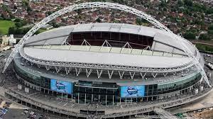 Wembley-Stadion in London: Die ...
