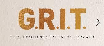 Image result for grit